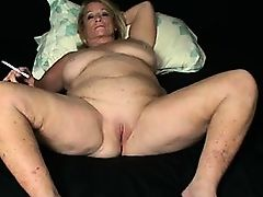 Torrid blondy mature mature older Solo